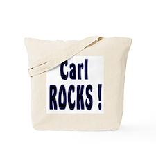 Carl Rocks ! Tote Bag