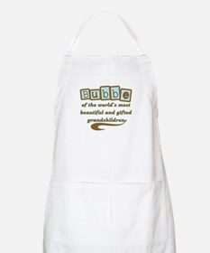 Bubbe of Gifted Grandchildren BBQ Apron