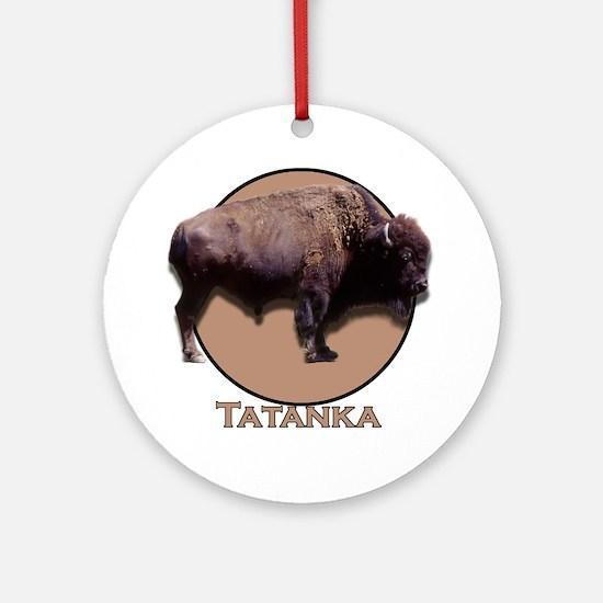 Buffalo Keepsake (Round)