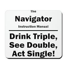 Navigator Mousepad