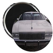 Buick Regal Sedan Front End Magnet