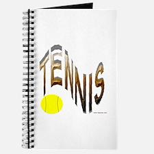 wavy tennis Journal