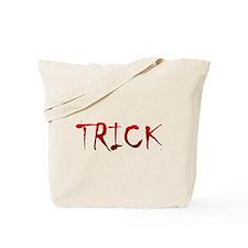Bloody Trick Tote Bag