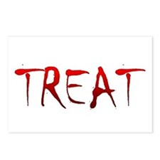 Bloody Treat Postcards (Package of 8)