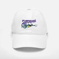 SUPERRABBI Baseball Baseball Cap
