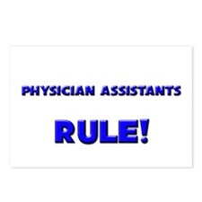 Physician Assistants Rule! Postcards (Package of 8