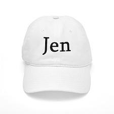 Jen - Personalized Baseball Cap