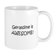 Name geraldine Mug
