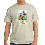 Dysfunctional By Choice Ash Grey T-Shirt