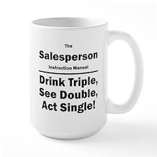 Salesperson Mug