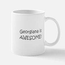 Unique I love georgiana Mug