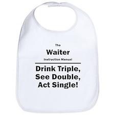 Waiter Bib