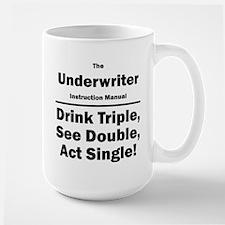 Underwriter Large Mug