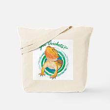 Bearded Dragon Got Crickets 4 Tote Bag