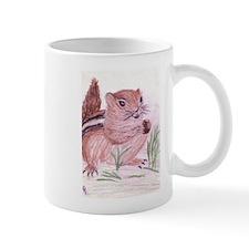 Cute Chipmunks Mug
