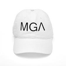 """""""MGA"""" Baseball Cap"""