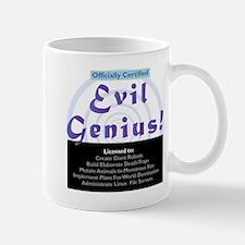 Funny Linix Evil Genius Mug
