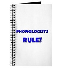 Phonologists Rule! Journal