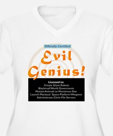 Citrix Certifiied Evil Genius T-Shirt