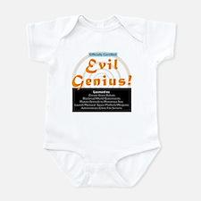 Citrix Certifiied Evil Genius Infant Bodysuit