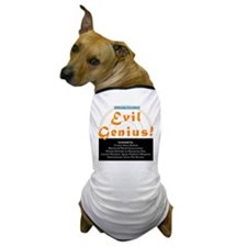 Citrix Certifiied Evil Genius Dog T-Shirt