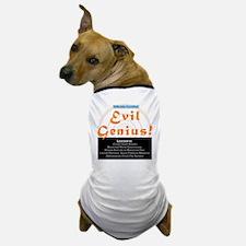 Citrix Certifiied Evil Genius Dog T-Shirt