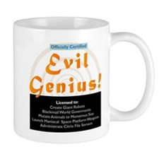Citrix Certifiied Evil Genius Mug