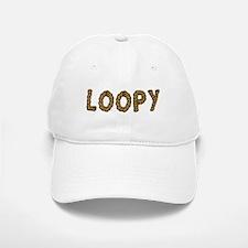 Loopy Baseball Baseball Cap