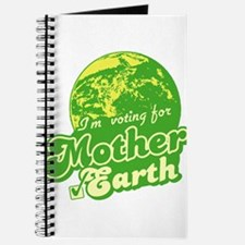 I'm Voting for Mother Earth Journal