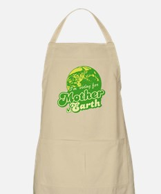 I'm Voting for Mother Earth BBQ Apron