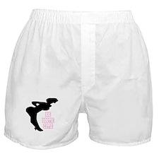 """""""Big Bootie Cutie"""" Boxer Shorts"""