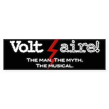 Voltaire Lover Bumper Bumper Sticker