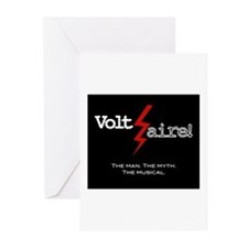 Voltaire Lover Greeting Cards (Pk of 10)
