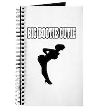 """""""Big Bootie Cutie"""" Journal"""