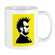 Abraham Lincoln Rocks! Mug