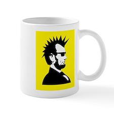 Abraham Lincoln Rocks! Small Mug