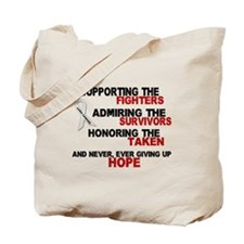 Support Admire Honor 3 PEARL Tote Bag