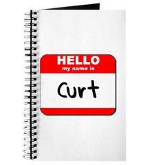 Hello my name is Curt Journal