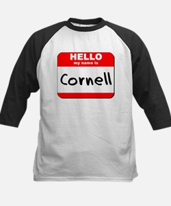 Hello my name is Cornell Tee