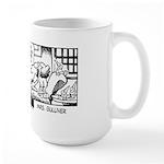 Mrs Gulliver Large Mug