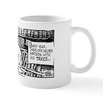 Holmes Deductions Mug