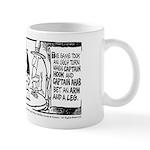 Arm and Leg Mug