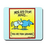 Men Are From Mars Mousepad