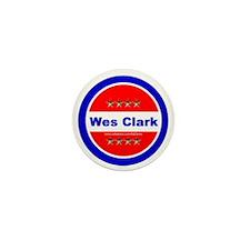 """Clark for President"" Mini Button"