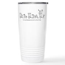 Professional Hauler Ceramic Travel Mug