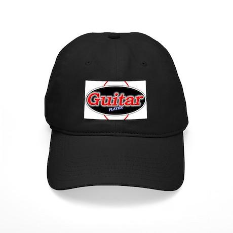 Guitar_Player - Black Cap