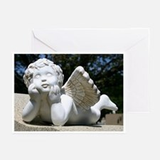 Color From the Grave Art Greeting Cards (Package o