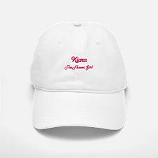 Kiara - Flower Girl Baseball Baseball Cap