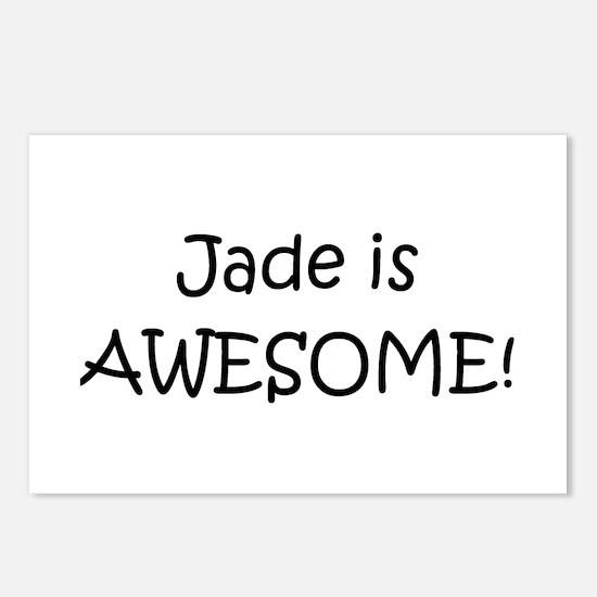 Cute Jade Postcards (Package of 8)