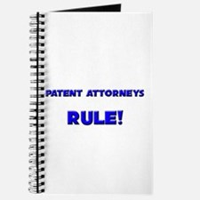 Patent Attorneys Rule! Journal